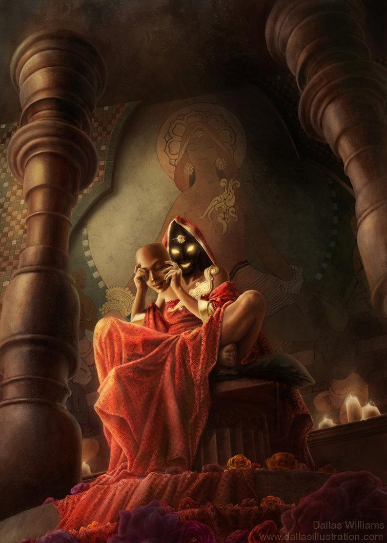 ¿Quién posa, detrás de la diosa? advertencia sobre el sacerdocio de María Magdalena