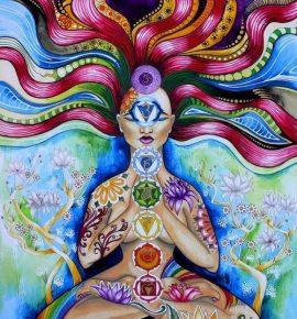 De la Kundalini, el Yoga y la apertura a interferencia interdimensional