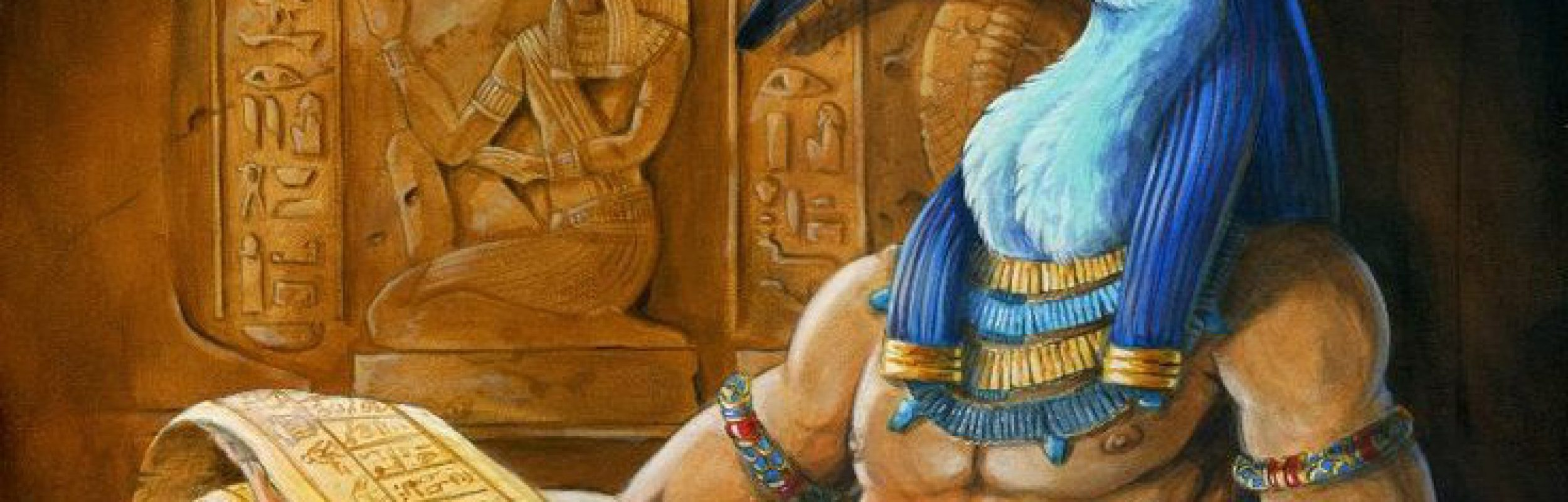 Thoth : el demonio favorito de Sol Ahimsa y muchos más