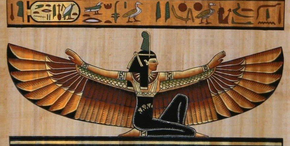 Resultado de imagen para diosa isis
