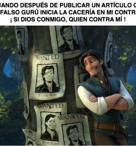 """Los mejores """"memes"""" de Camino al Regreso"""