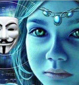 Anonymous y los Niños Indigos : la agenda del nuevo orden mundial