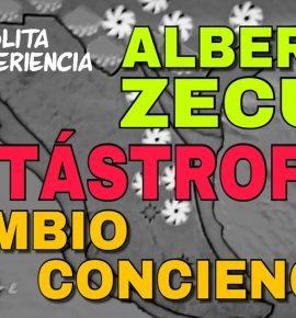 """José Luis Rueda, Alberto Zecua y sus """"contactados"""" : Testimonio"""