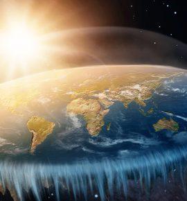 La Conspiración de la Tierra Plana