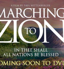 """¿De donde viene """"Marchando a Sion"""" realmente?"""