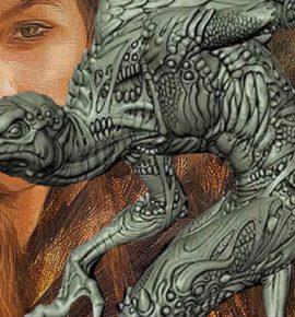 Sherry Shriner : desinformación usando reptilianos y extraterrestres