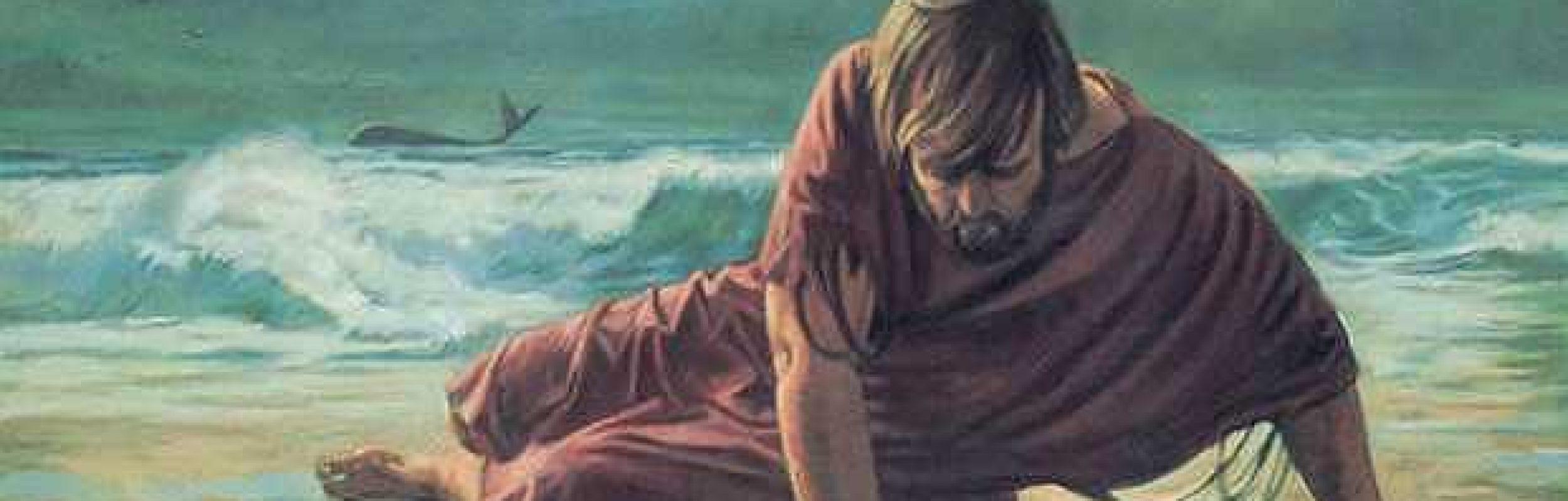 La cólera de Jonás y la compasión del Señor
