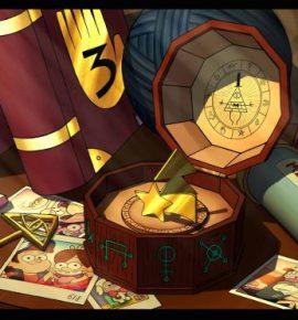 Diario 3 de Gravity Falls: ocultismo para niños
